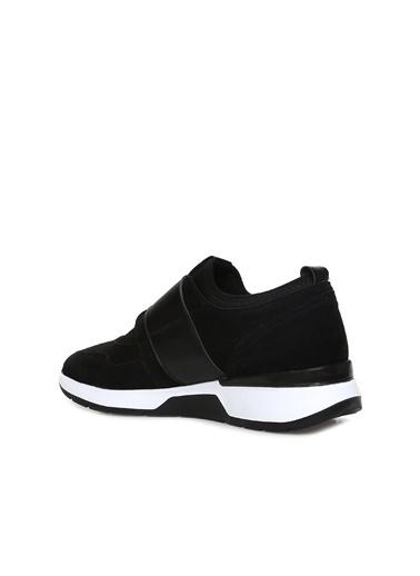 Divarese 5024068 Cırt Bantlı Erkek Sneaker Siyah